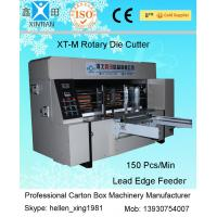 Quality Automated Carton Packing Machine For Die Cutting And Molding , Paper Stacker Machine for sale