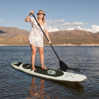 Quality Adult 6 Inches 132''X 30''X 6''Inflatable Surf SUP for sale