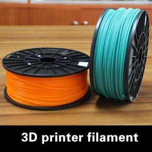 Quality No Bubbles 3mm PLA Filament White 3.0mm For Desktop 3D Printer for sale