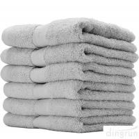 Quality Cotton Hand Towels Bathroom Towel Set Hotel Spa Luxury Face Towel Sets for sale