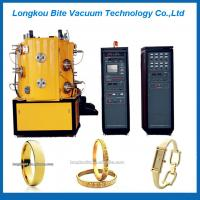 Quality Jewelry Decorative Gold Color PVD Coating Machine for sale