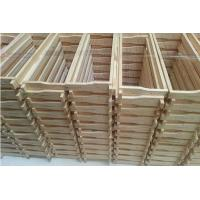 SUPER-SWEET Honey Bee Box Frames , Honey Bee Hive Frames For Beekeeping Equipment