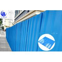 Quality Water Proof 3 Layer PVC Roof Tiles For House 2.5mm / 3.0mm Thickness for sale