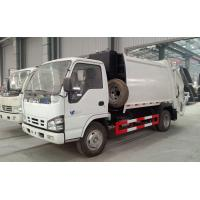 Quality Rear Loader Garbage Collection Truck Customized Painting For Refuse Collection for sale