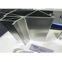 Quality Extruded 6063 T5 Standard Aluminum Extrusions For Rail Transport Vehicles Body Profile for sale