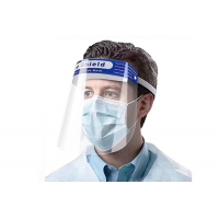 Quality 35g/Pc Safety Medical Virus Anti Drool Pet Face Shield for sale