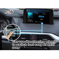 Buy Android 6.0 Car Multimedia Navigation System for Mazda CX-9 2014-2018 Support Original Car Steering Wheel and Knob at wholesale prices