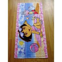Quality Children Printed Beach Towel for sale