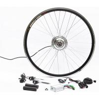 Quality Strong Stability Electric Road Bike Conversion Kit High Speed Brushless Hub Motor for sale