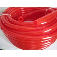 Quality Compressored Air Polyurethane Pneumatic Tubing , Good Elasticity Pneumatic Tube Fittings for sale