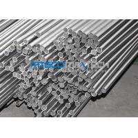 Buy cheap TP310S Stainless Steel Instrument Tubing / Seamless Tube Polished Surface from wholesalers