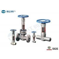 China Bellow Seal Gate Valve Forged Carbon Steel / Stainless Steel Made Class 300 on sale