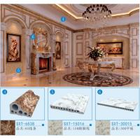 Quality cheaper than marble ! CE FSC SGS ISO certified artificial stone plastic composite decorative skirting board for sale