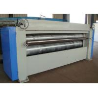 China Edge Cutting Machine / Non Woven Fabric Making Machine Frequency Conversion Control on sale