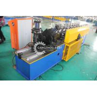 Quality Ceiling Metal Stud And Track Roll Forming Machine With High Speed And Low Noise for sale