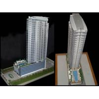 China Beautiful Miniature Architectural Model Maker For Outdoor Commercial Sign Building on sale