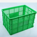 Quality 755 HDPE Plastic Basket / Square plastic basket /Plastic Shopping Basket for sale