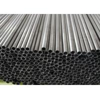 Quality Wall 0.5mm - 10mm Stainless Steel Tube , Polished 6 Inch Stainless Steel Tubing for sale