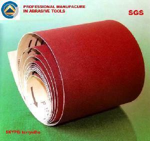 Buy cheap Aluminium Oxide Abrasive Paper Roll product