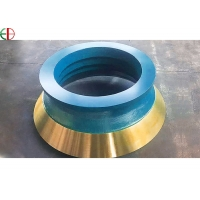 Quality High Manganese Mn18Cr2 Cone Crusher Mantle Concave for sale