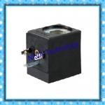 Quality Gas Cutting Valve Pneumatic Solenoid Coil IP65 Lead Type DC 9 Volt 12 Volt for sale