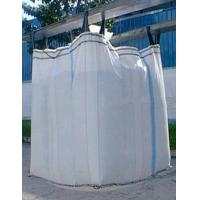 Buy cheap Feed Stuff / Mineral Powder Foldable Starch Baffle Bag Jumbo Plastic Bag ISO from wholesalers