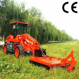 Quality Best price front loader TL2500 track loader for sale for sale