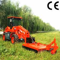 Quality Best price front loader TL2500 wheel loader with telescopic boom for sale