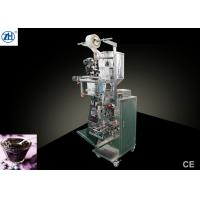 Quality Stainless Steel Paste Packing Machine , Liquid Automatic Packaging Machine for sale