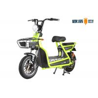Quality Shock Absorber Girls Electric Moped Bike , Electric Mopeds And Scooters 6 Tubes for sale