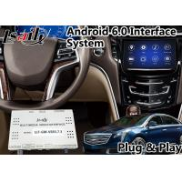 Quality Android 6.0 Car Multimedia Navigation System for Cadillac XTS CUE System 2014-2018 Российский рынок for sale