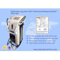 Quality Clinic 1064nm Diode Laser Hair Removal Machine Painless 10 Bars / 12 Bars for sale