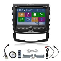 China 7 inch Touch Screen car DVD player for SSANGYONG KORANDO with GPS on sale