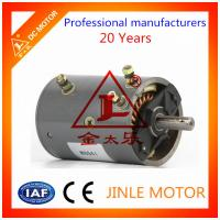 Quality Small Customized Hydraulic High Torque Dc Motor 2400rpm With Carbon Brush for sale