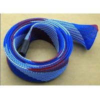 China Fishing Rod Gloves Braided Protection Sleeve on sale