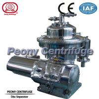Buy cheap 2 Phase Disc Stack Separator - Centrifuge For Algae Extraction and Concentration product