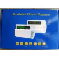 Quality Home Wireless alarms system with 16 zone and LED display CX-3B for sale