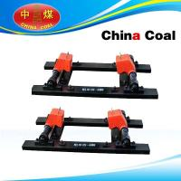 Quality Double track stopper mine car kick-up block for sale