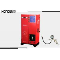 Quality Manual Mode Nitrogen Generator Machine With Vacuum / Nitrogen Tire Inflation System for sale