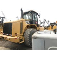 Quality CAT C7 Engine Used CAT Loaders Japan Made CAT 950H Wheel Loader 7.2L Displacement for sale