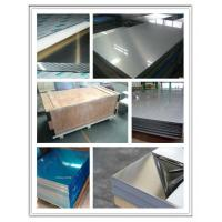 Buy cheap High Precision Aluminum Plate Sheeting Metal with 7075 7475 8006 8011 8079 product