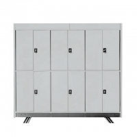 China MMS10 Powder Coating Office Library Metal Storage Rack on sale