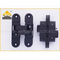 Quality Italian Type 180 Degree Concealed Invisible Door Hinges Hardware 60kg for sale
