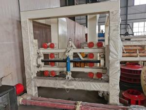 China CE Tray Station Automatic Concrete Block Making Machine on sale