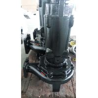 Hydraulic Submersible Centrifugal Pump For Waste Water Drainage 2650 m³/h Capacity