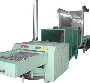 Long input 800C cutting machine