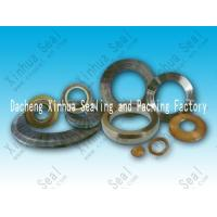 Quality Metal Graphite Spiral Wound Gasket for sale