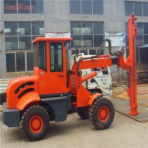 Quality ground screw machine suppliers and ground screw machine GS 2000 for sale