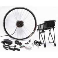 Quality Complete 26 Inch Electric Bike Conversion Kit 48v 11.6AH 1000w With Battery for sale