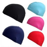 China Nylon Swim Cap on sale